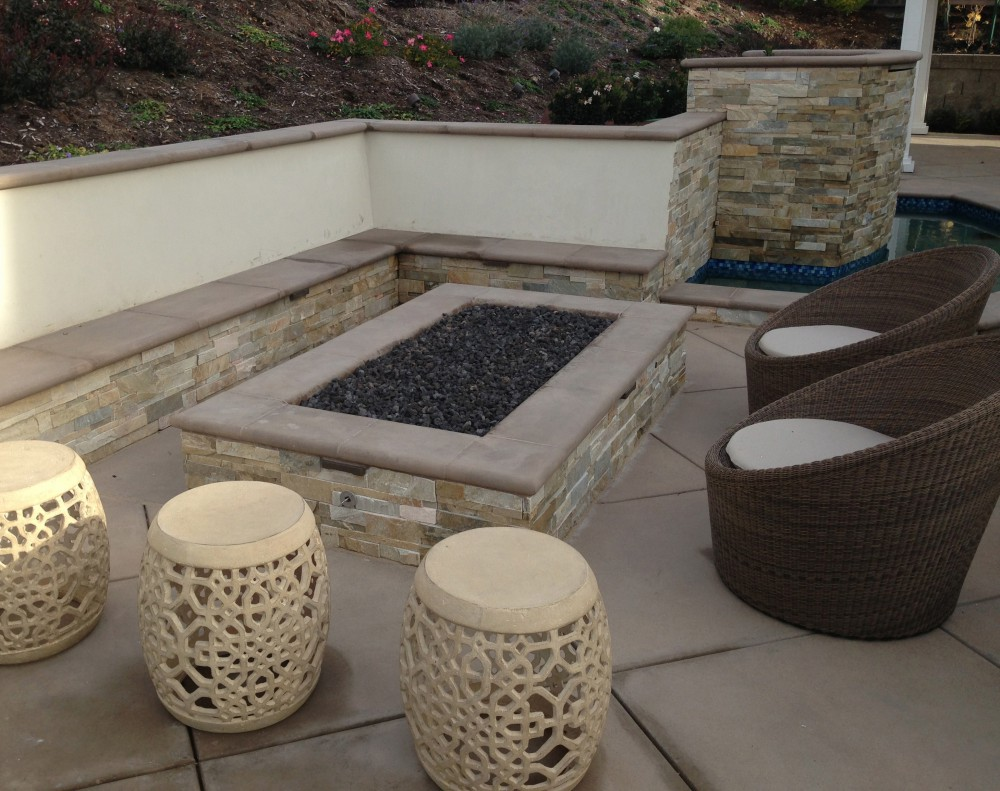 fireplaces firepits and kitchens