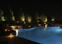 Kumar pool at night 1
