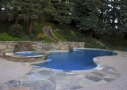 Pelz Pool Planted