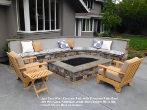 Light-Sand-Wash-Concrete-Patio-with-Bluestone-Patio-Band-and-Wall-Caps-Kennesaw-Ledge-Stone-Veneer-Walls-and-Smooth-Stucco-Back-on-Seatwall