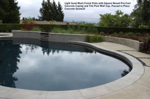 Light-Sand-Wash-Finish-Patio-with-Square-Nosed-PreCast-Concrete-Coping-and-Tile-Pool-Wall-Cap-Poured-in-Place-Concrete-Seatwall